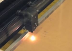 Laser Machine Cutting Liner Paper