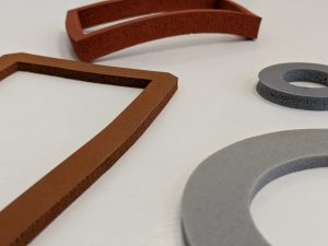 LED Gaskets – Die-Cut, Waterjet Cut