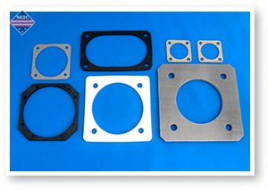 Array of Connector Gaskets