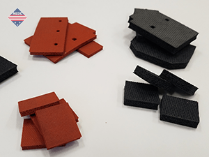 Open Cell Neoprene and Closed Cell Sponge Gaskets
