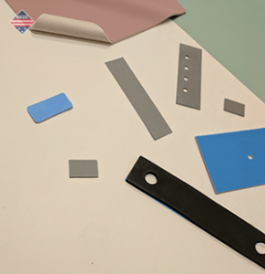 Gap Pad and Sil-Pad Die-cuts