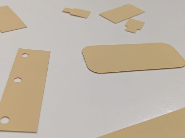 Silicone-Free Thermal Pads | Thin Thermal Interface Pads
