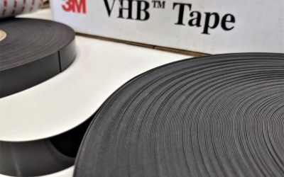 3M VHB Tapes- Information, Properties, Die Cutting