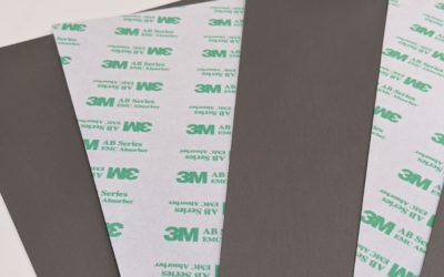 EMI/RFI Absorber Tapes by 3M Company | Die Cutting | Kiss Cutting
