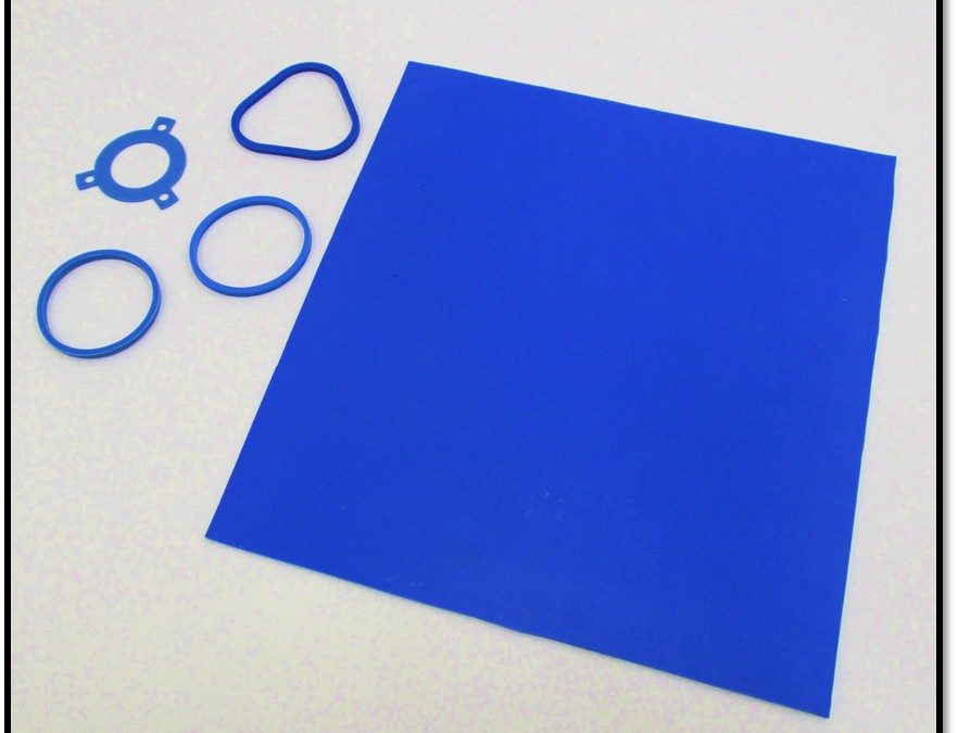 Fluorosilicone Gaskets- Solid, Sponge, and Electrically Conductive