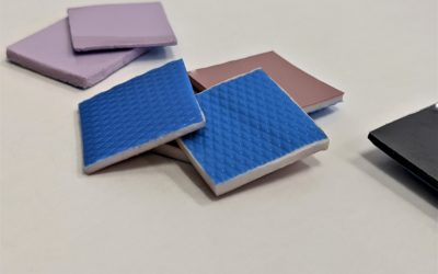 Thermal Gap Filling Pads | Self-Attaching Methods