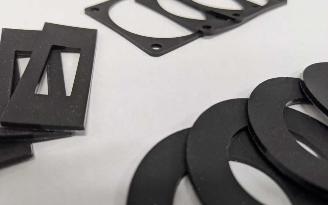 Super-Soft Silicone Rubber Gaskets | Tight-Tolerance/High-Temperature