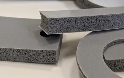 Thermal Insulation | Silicone Foam Rubber Materials